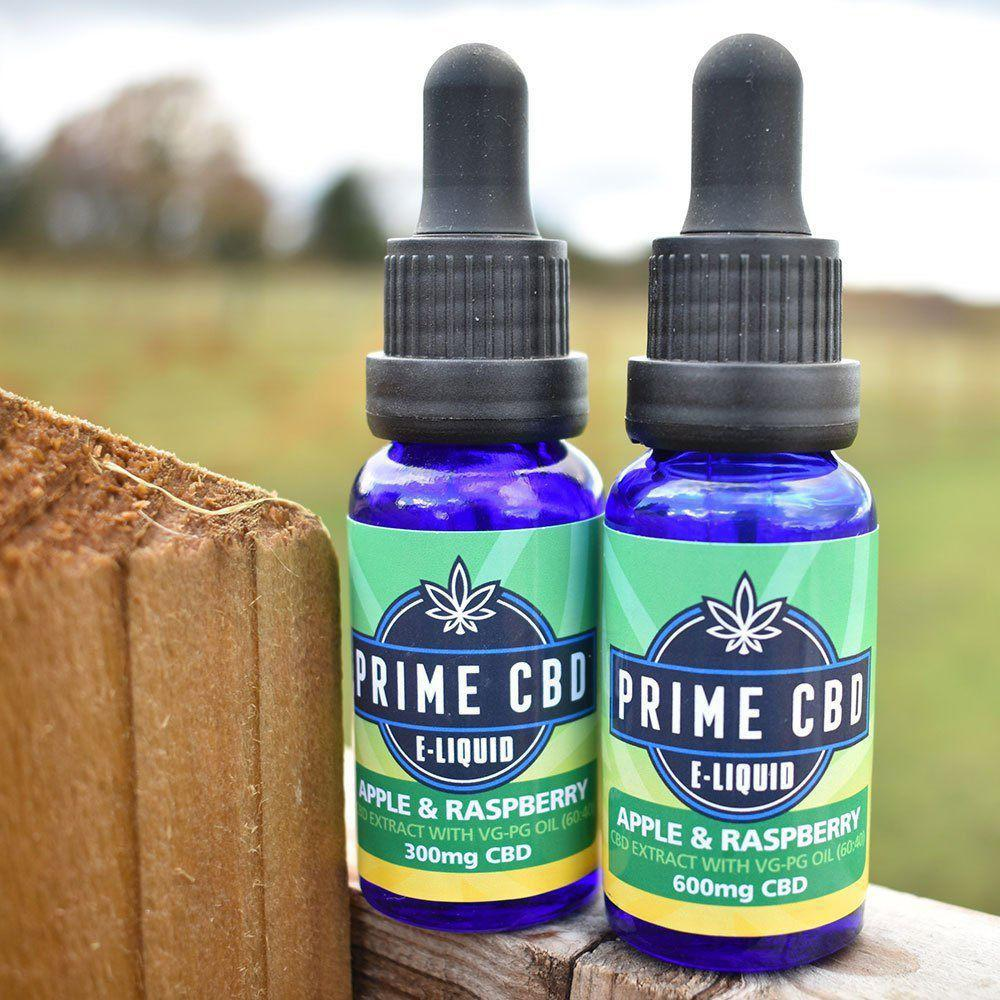 PrimeCBD E-Liquid Apple Raz