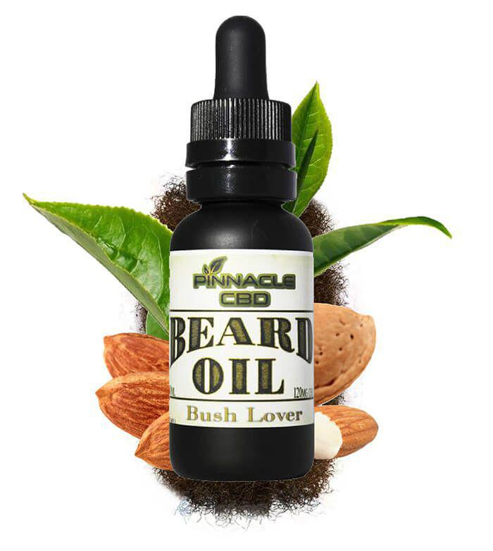 CBD Beard Oil – Bush Lover
