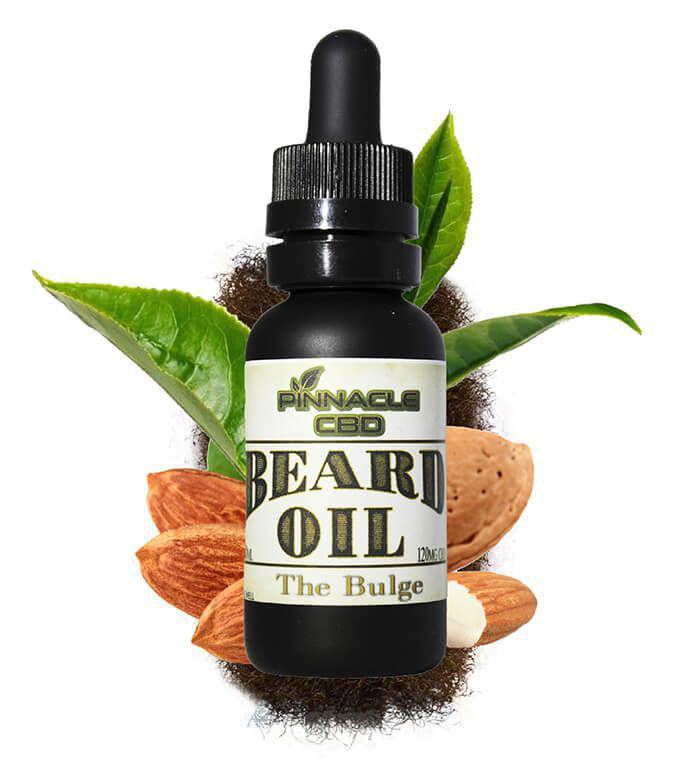 CBD Beard Oil – The Bulge