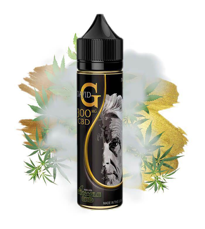 David G 300MG Flavored CBD – 5 Flavors Available