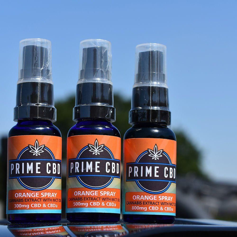 PrimeCBD Orange CBD Spray