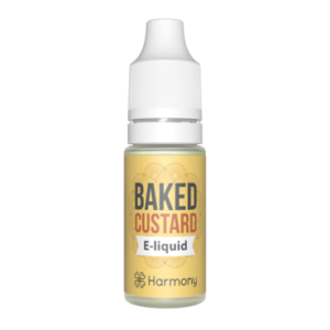 CBD Baked Custard by Harmony
